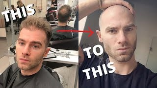 Deal With BALDING And Finally Shave Your Head BALD - 10 Steps To BALD SUCCESS!
