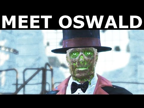 "Fallout 4 Nuka World - Meet Oswald The Outrageous - ""A Magical Kingdom"" Quest Mp3"