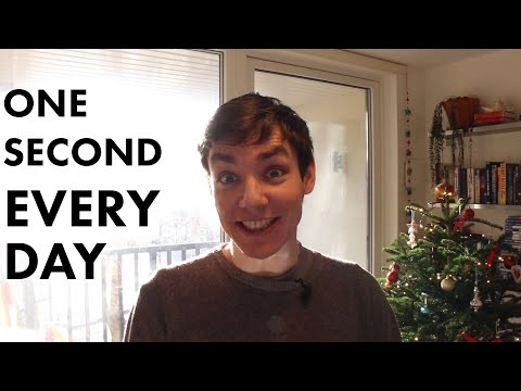 Probably the best 'One Second Every Day' parody you'll ever see
