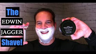 The Edwin Jagger Shave!