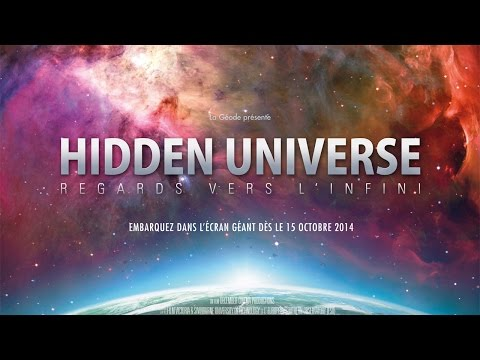 Hidden Universe, Regards vers l'infini Bande-annonce VF
