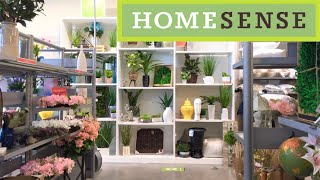 HOME SENSE REOPENING DECORATIVE ACCESSORIES HOME DECOR SHOP WITH ME SHOPPING STORE WALKTHROUGH