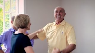 Charleston rehearsal - Dancing Cheek to Cheek: An Intimate History of Dance: Episode 3 Preview - BBC