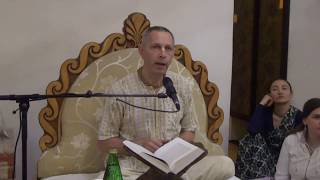 Мужской и женский принципы (БГ 13.1-2) (Е.М. Враджендра Кумар прабху) - Москва, 23.04.2017