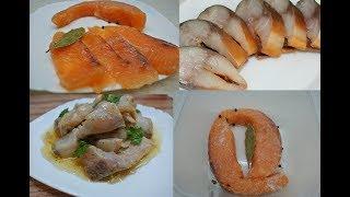 3 закуски из рыбы на праздничный стол. Малосольная рыба в домашних условиях