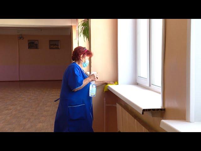 В Ангарске три школьных класса закрыли на карантин по коронавирусу