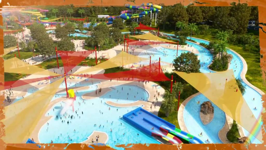 Tour The New Wet N Wild Before It's Built