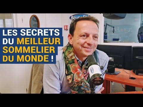 [Book Club] Les secrets du meilleur sommelier du monde ! - Enrico Bernardo