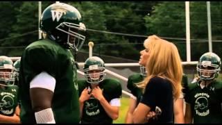 The Blind Side   Football Practice Scene