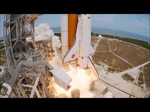 HD] IMAX // Shuttle launch (Hubble 2010 – STS 125) | donaldelley
