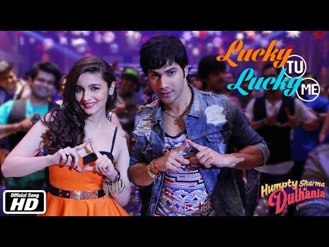 Lucky Tu Lucky Me (OST by Benny Dayal, Anushka Manchanda, Varun Dhawan)