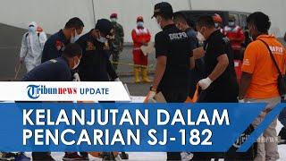 Operasi Pencarian Sriwijaya Air SJ 182 Masuk Hari Ketujuh, Kelanjutannya akan Ditentukan Hari Ini