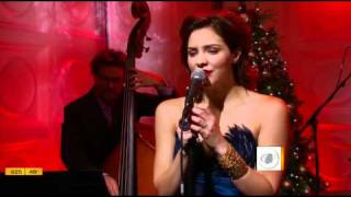 Katharine McPhee Have Yourself A Merry Little Christmas Early Show