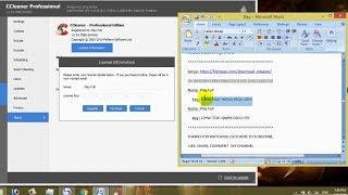 ccleaner license key 5.38