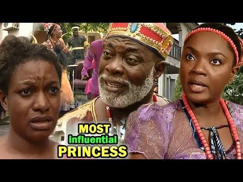Most Influential Princess Season 1 -  2018 Latest Nigerian Nollywood Movie | Full HD