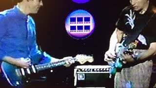 John Haitt and Ry Cooder on some cable show approx 1985