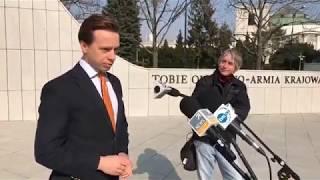 Krzysztof Bosak (Konfederacja) o kodeksie wyborczym: Dlaczego PiS ma zamiar segregować wyborców?
