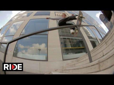 Kevin Tshala & Billy Hoogendijk Part - Homemade Skateboards