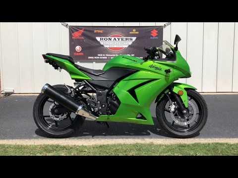 2012 Kawasaki Ninja® 250R in Greenville, North Carolina - Video 1