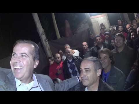 Deputado Estadual Marcio Camargo e Vereador Marciano reunidos com os Moradores do Bairro Parque do Rio São Lourenço