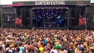 Franz Ferdinand - Outsiders @ Gurtenfestival 2014