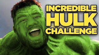 How to Get HULK-JACKED! Avengers Fitness Challenge Episode 1