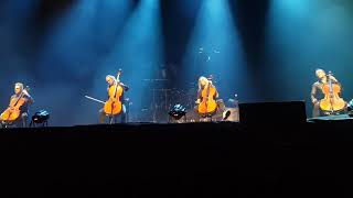 Apocalyptica - Sad but true ( live in Córdoba 2018)