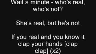 Jadakiss - Who's Real - Ruff Ryders Remix [w/ Lyrics]