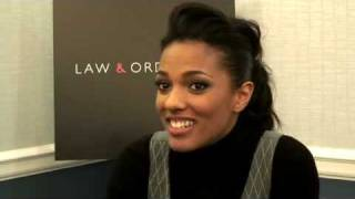 Фрима Аджиман, Freema Agyeman talks 'Doctor Who' return
