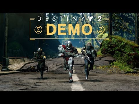 Destiny 2 - Kostenlose Demo - Trailer [DE]