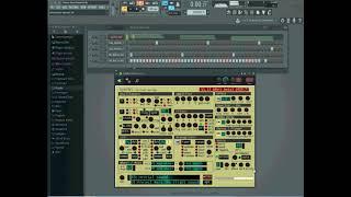 Synth1 Tyruke Soundbank Demo - Самые лучшие видео