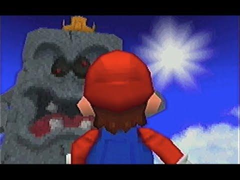 スーパーマリオ64DS-6「バッタンキングの砦-1 怒りのバッタンキング」