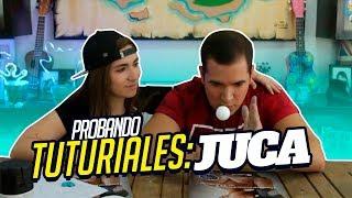 PROBANDO TUTORIALES: JUCA - Nath Campos
