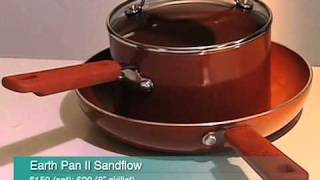 Nonstick vs. Stainless Steel Cookware
