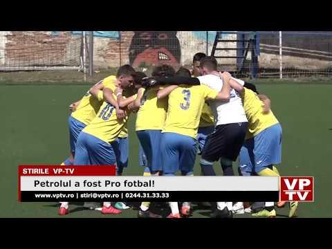 Petrolul a fost Pro fotbal!