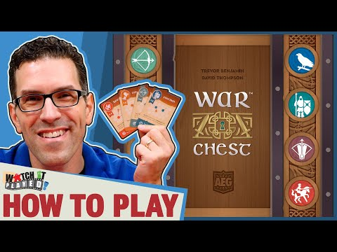 War Chest - How To Play, by Watch It Played