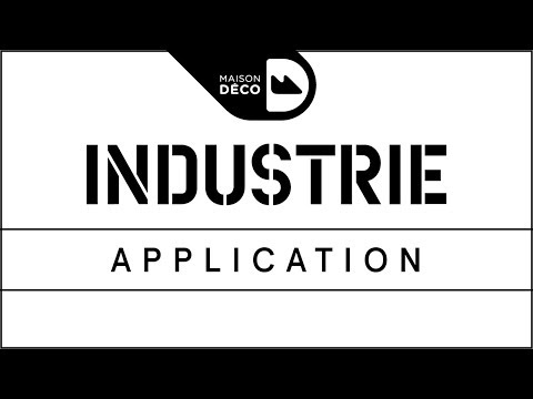 Tuto déco - Application Industrie