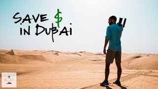 Things to do in Dubai for Cheap or Free 2019 - Budget Activities