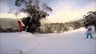 Snowboarding I Australien