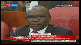 Githu Muigai: We have a manual voting system just like the Supreme Court observed
