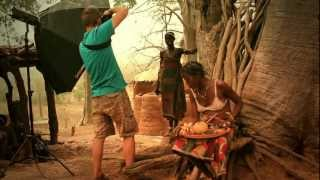 preview picture of video 'Backstage - photo session - West Africa'