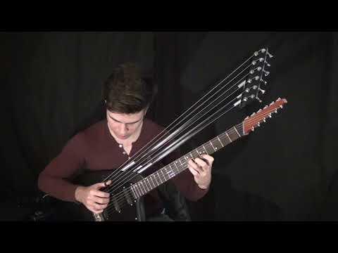, title : 'Careless Whisper - Harp Guitar Cover - Jamie Dupuis'