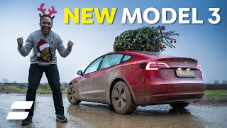 NEW Tesla Model 3 SR+ Review: The Gift That Keeps Giving | 4K