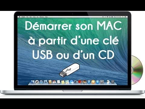 comment demarrer son pc a partir d'un cd