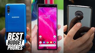 Best budget phones in 2020