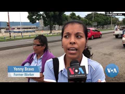 Economic Collapse Decimates Venezuela's Car Industry