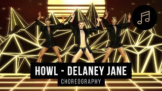 Howl   Delaney Jane (Choreography)   SECOND LIFE VIRTUAL