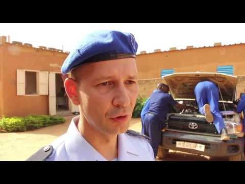 Video EUCAP Sahel Niger FR