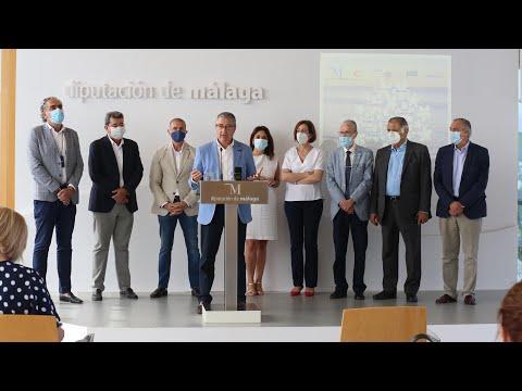 Bono turístico de la Diputación de Málaga para personal sanitario