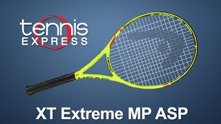 Ρακέτα τέννις Head Graphene XT Extreme MPA video